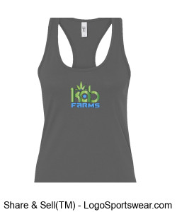 Kab Farms girls tank Design Zoom