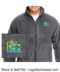 Kab Farms fleece Design Zoom